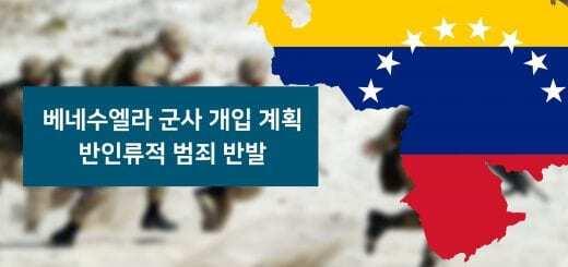 베네수엘라 군사 개입