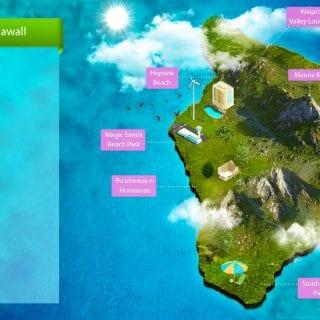 하와이 빅아일랜드